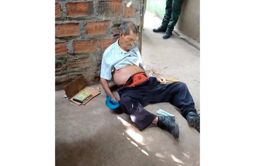 Vendedor ambulante murió en plena 'pea' - Noticias de Colombia
